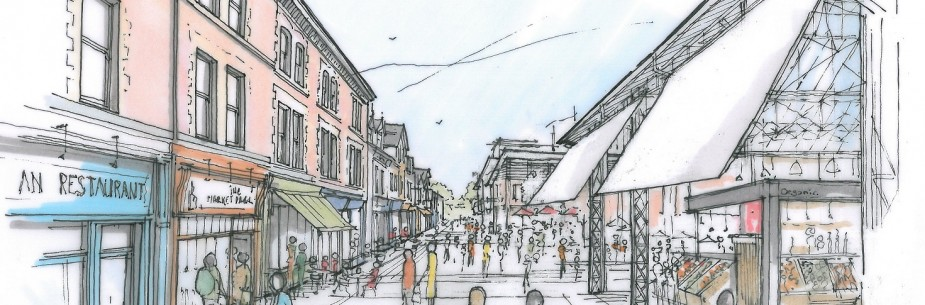 Market Quarter, Altrincham