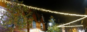 Altrincham Christmas Lights